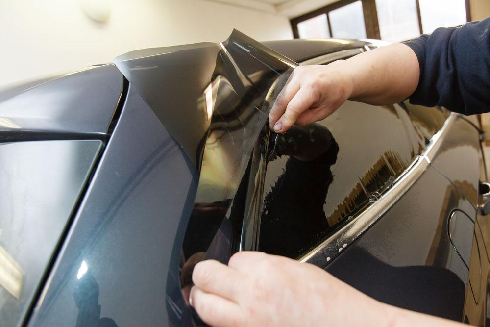 Tulare CA Car Window Tinting