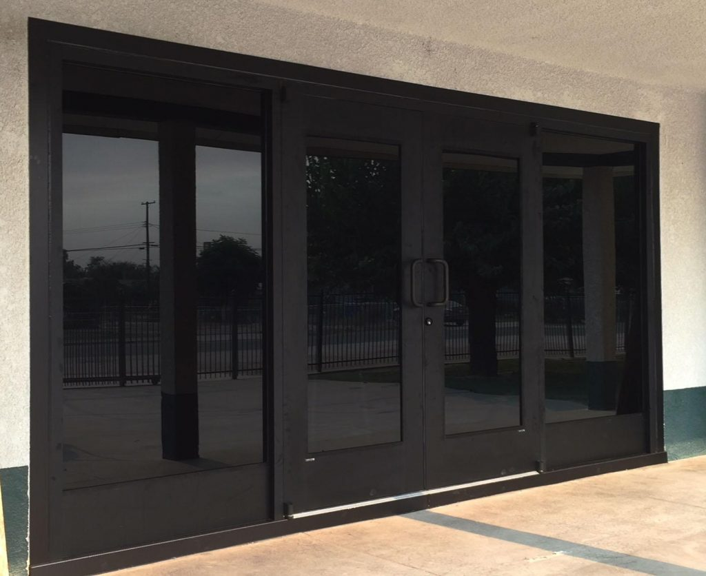Tulare CA Storefront Windows and Doors