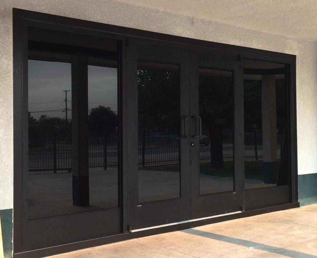Storefront Window Amp Door Repair Amp Replacement In Tulare