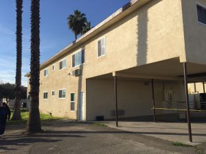 Visalia CA Apartment Windows