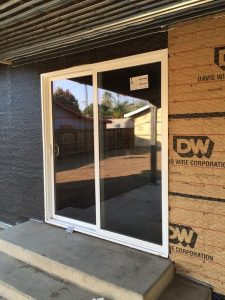 Visalia CA New Glass Doors