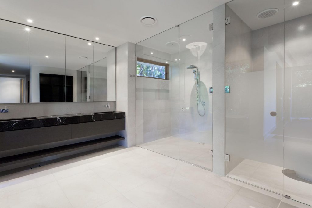 Visalia CA New Shower Doors