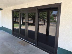 Visalia CA Storefront Glass