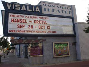 Visalia Enchanted Playhouse